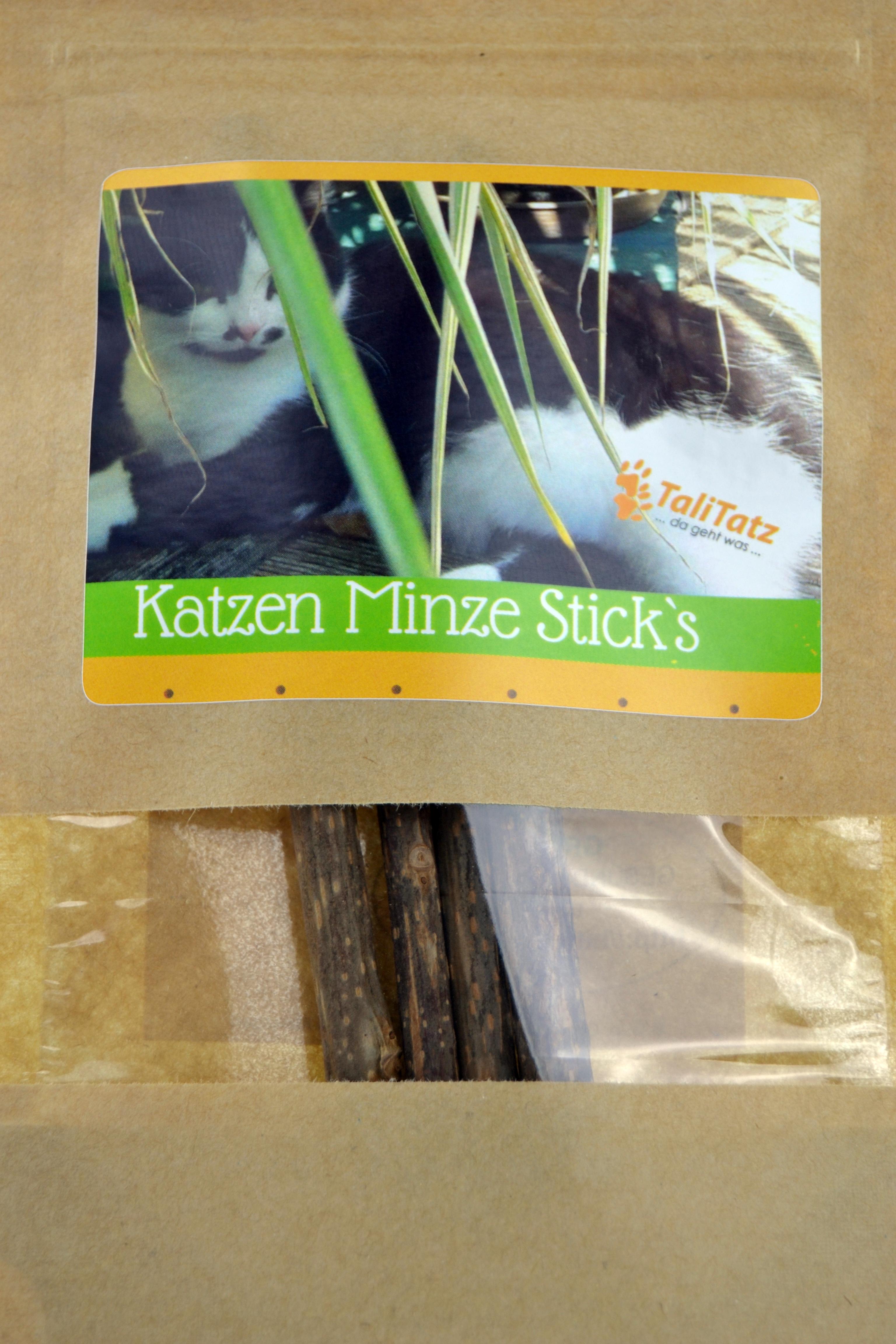 katzenminzestick neu bei TaliTatz und sanaviva