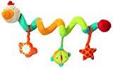 Fehn 097191 Activity-Spirale Vogel