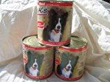 3 Dosen a 800 g Mac´s Hundefutter Nassfutter Alleinfutter für Hund für den gesundheitsbewussten Tierhalter Rind mit Vollkornreis